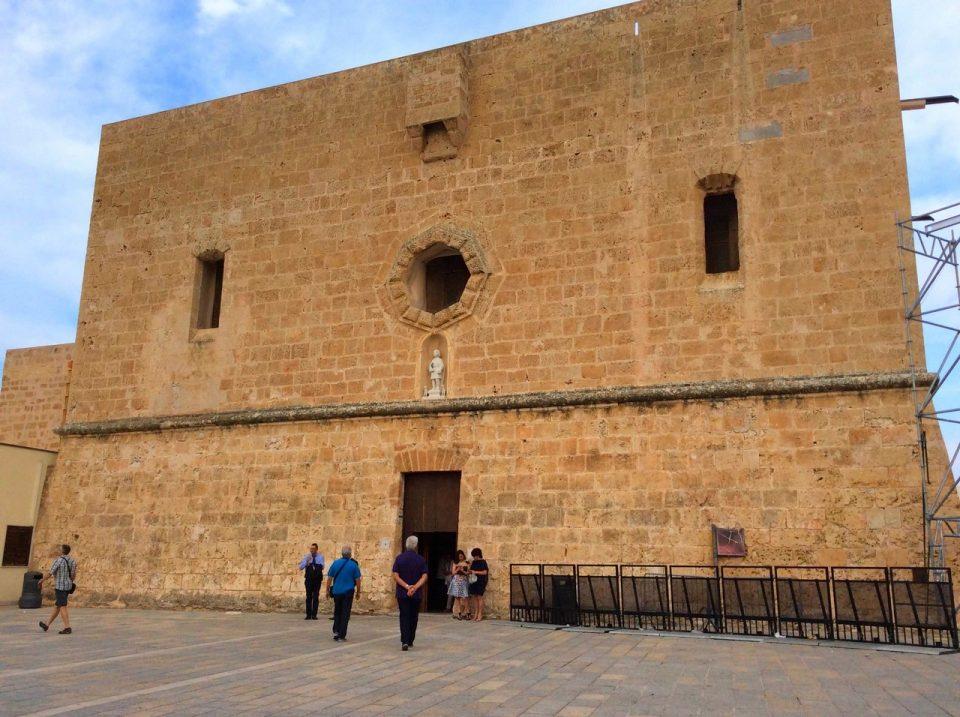 Chiesa Fortezza- San Vito