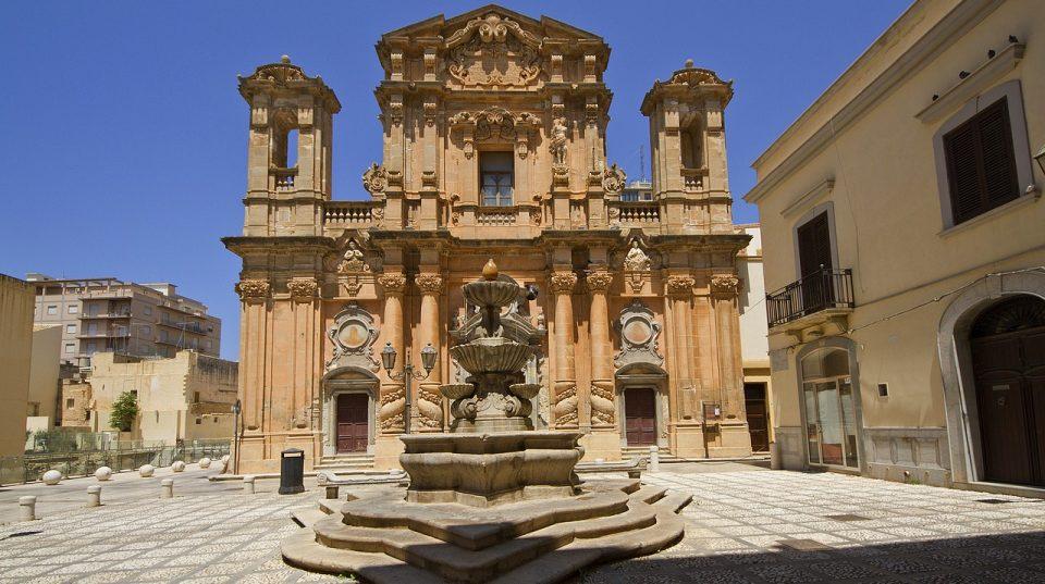 Marsala Chiesa del Purgatorio