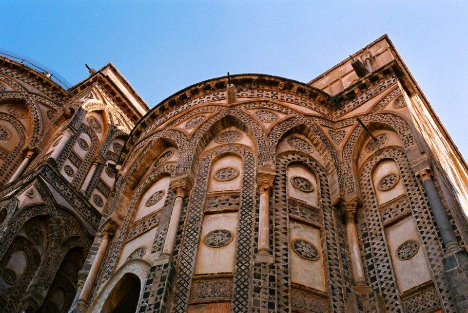 Monreale Duomo Particolare