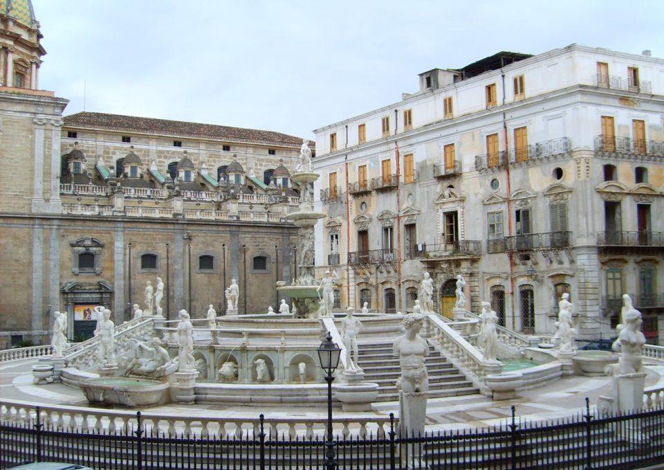 Piazza Pretoria - Palermo